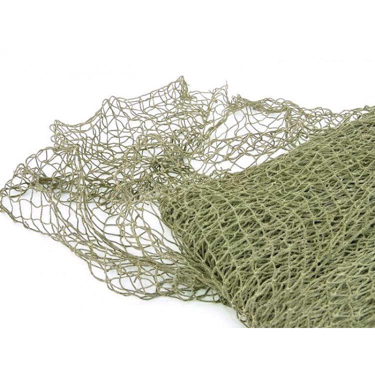 Дели капроновые узловые термофиксированные в большой упаковке (16 кг)
