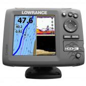 Эхолот-картплоттер Lowrance Hook-5