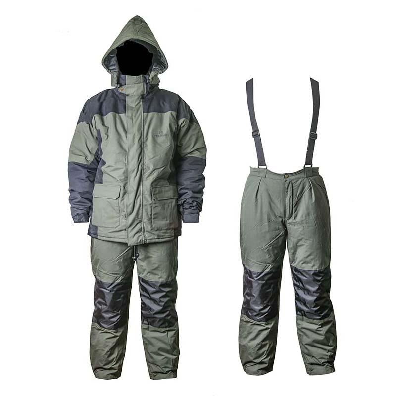 Утепленный рыболовный костюм FREEWAY