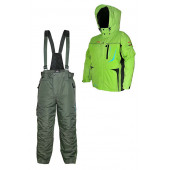 Зимний рыболовный костюм RYOBI GREEN/OLIVE