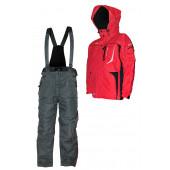 Зимний рыболовный костюм RYOBI RED/GREY