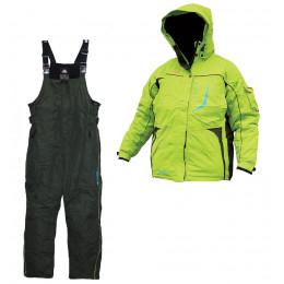 Зимний рыболовный костюм RYOBI GREEN/OLIVE N