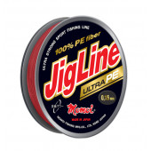 Плетеный шнур Jigline Ultra PE 10, 100, 150 м