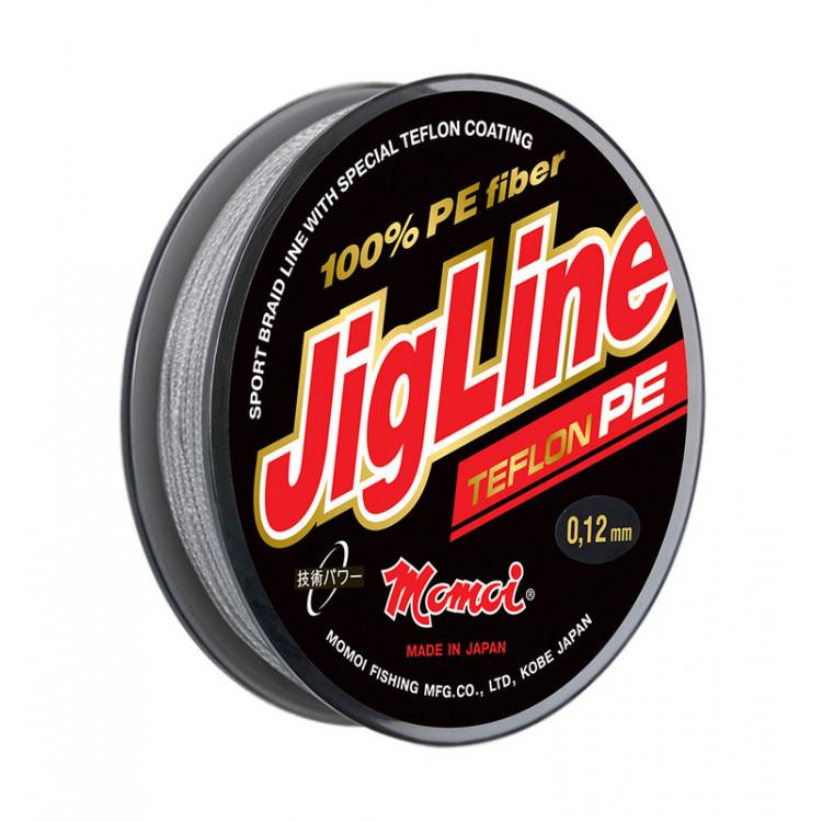 Плетеный шнур Jigline Teflon 100 м