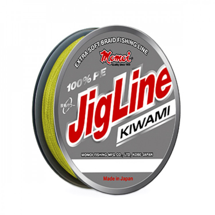 Плетеный шнур Jigline Kiwami 125, 150 м