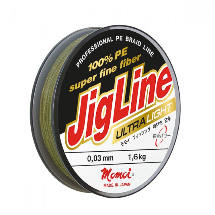 Плетеный шнур Jigline Ultra Light  100 м