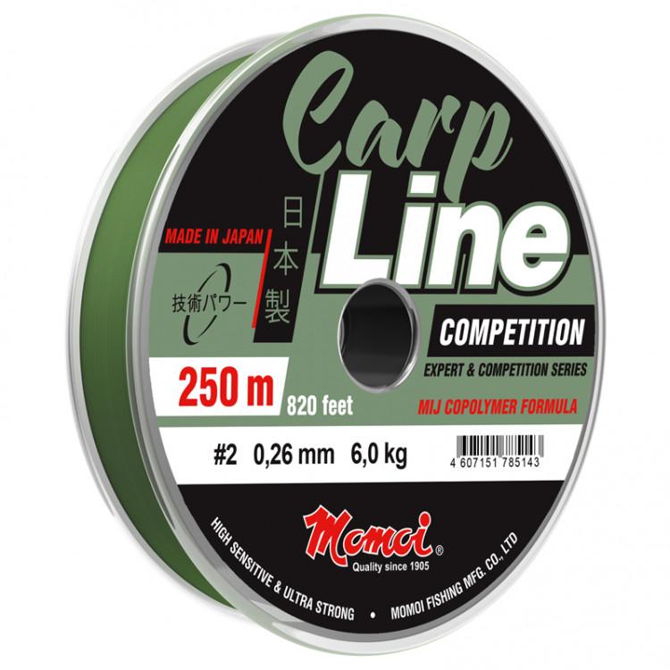Леска Carp Line Competition 250 м