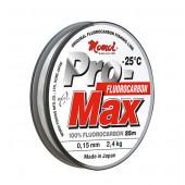 Зимняя леска Pro-Max Flurocarbon 25 м