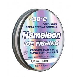 Зимняя леска Hameleon Ice Fishing 30 и 50 м