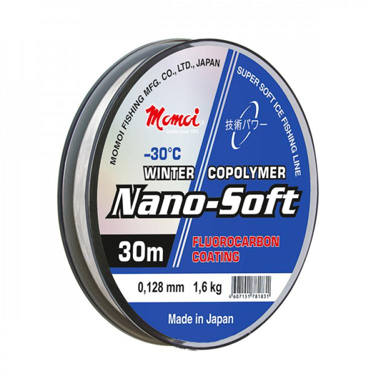 Зимняя леска Nano-Soft Winter 30 м