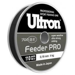 Леска Ultron Feeder Pro 100 м