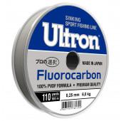 Леска Ultron Fluorocarbon, 100 м
