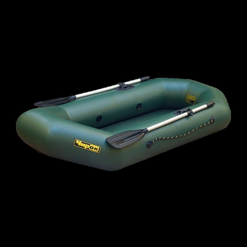 """Лодка ПВХ """"Чирок-220 Lite"""""""