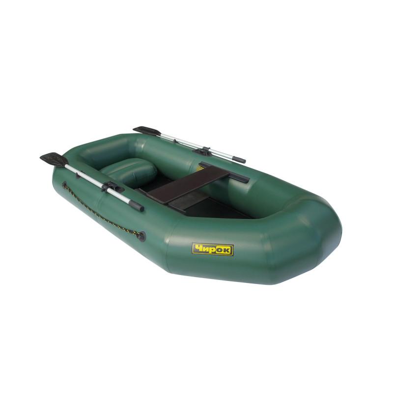 """Лодка ПВХ """"Чирок-245"""""""