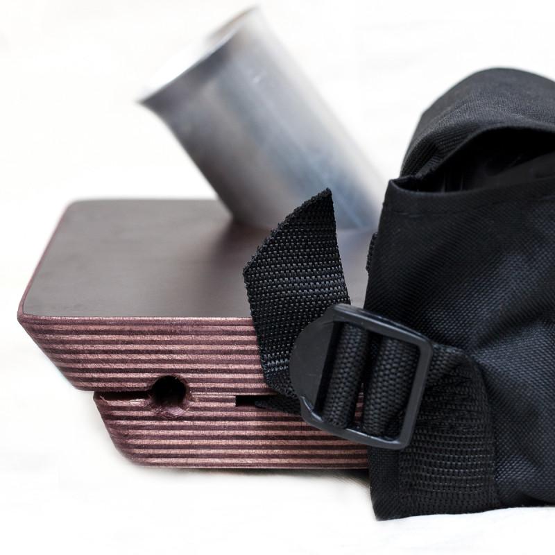 Держатель для удилища и эхолота с сумкой для акб