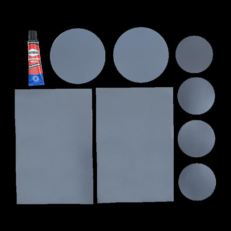 Комплект заплаток из ткани ПВХ
