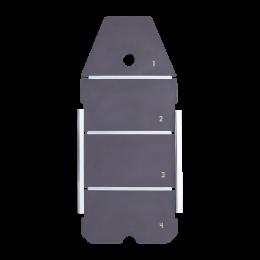 """Комплект пола для лодки """"Чирок 270К"""" (слани)"""