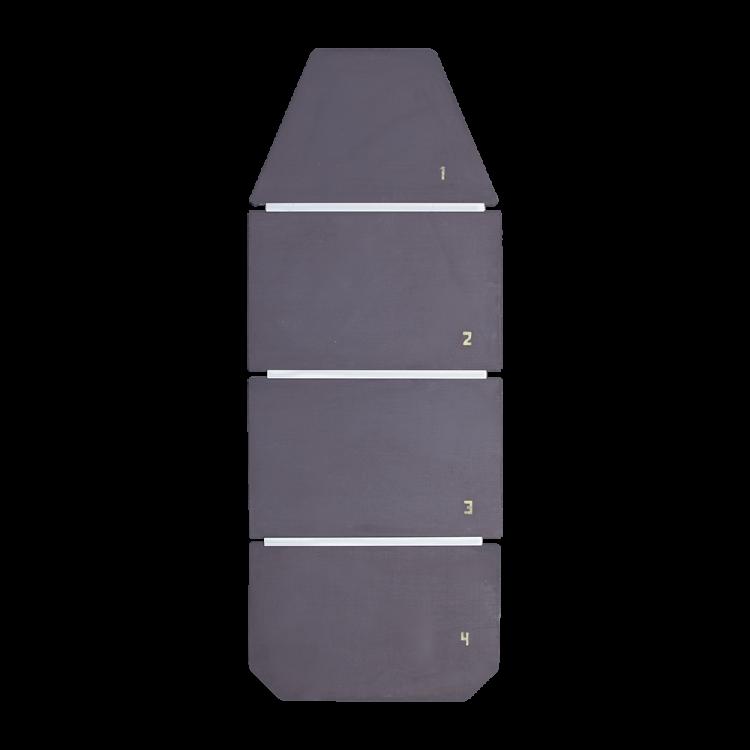 """Комплект пола для лодки """"Чирок 290Т"""" (слани)"""