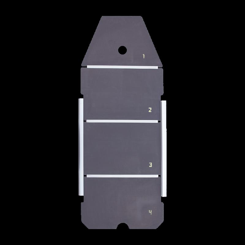 """Комплект пола для лодки """"Чирок 290К"""" (слани)"""