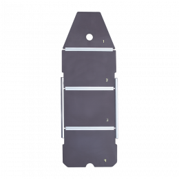 """Комплект пола для лодки """"Чирок 320К"""" (слани)"""