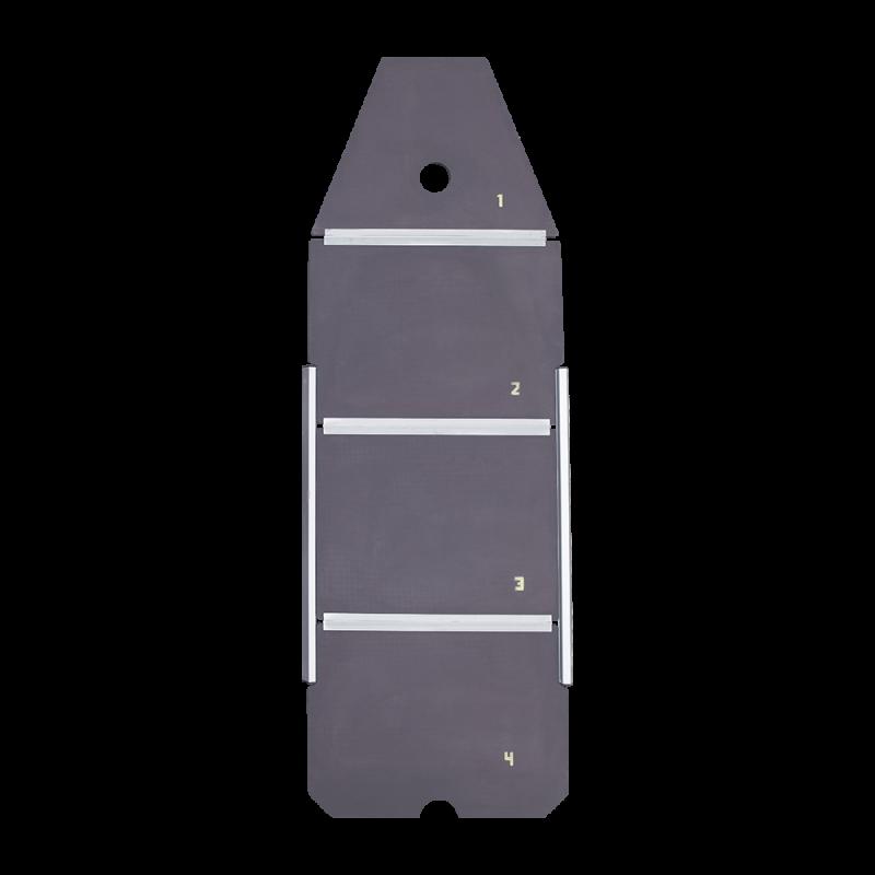 """Комплект пола для лодки """"Чирок 340К"""" (слани)"""