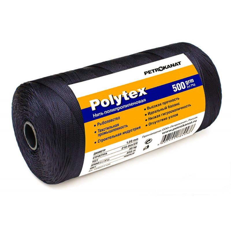 Нить полипропиленовая Polytex