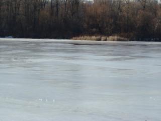 Ловля щуки зимой в местах с благоприятным кислородным режимом