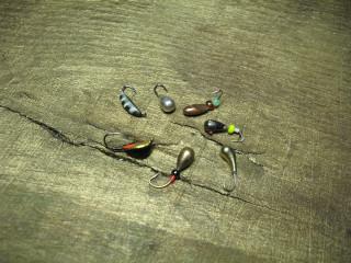 Лучшие мормышли для весенней ловли плотвы