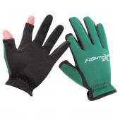 Перчатки Fishtex Green