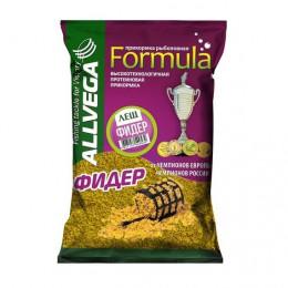 "Прикормка ALLVEGA ""Formula Feeder Bream"" (фидер лещ), 0,9 кг"