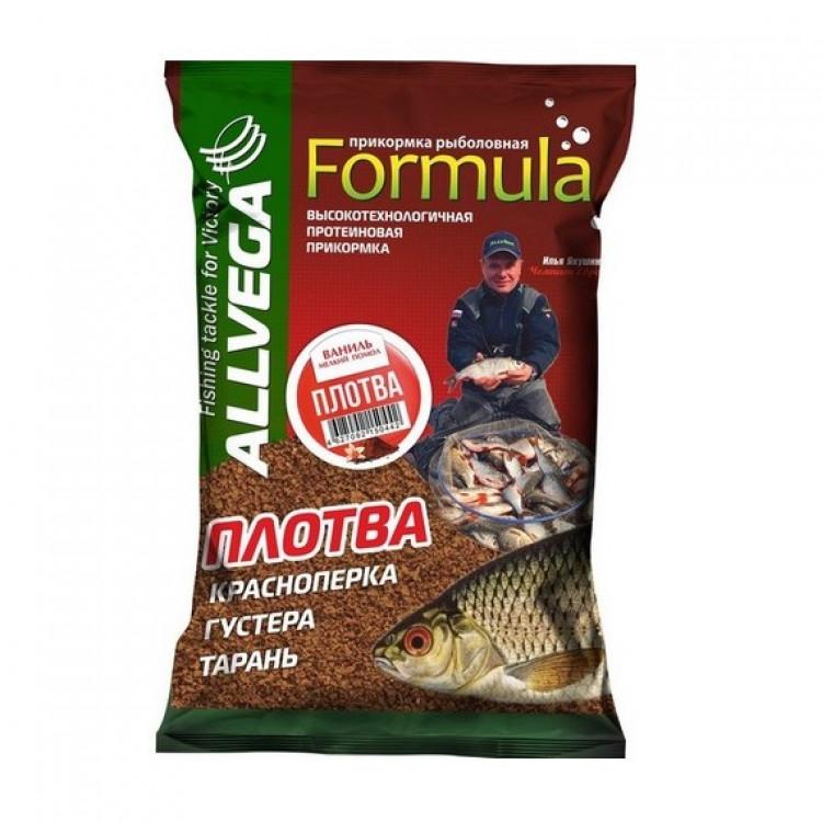 """Прикормка ALLVEGA """"Formula Gardon"""" (плотва), 0,9 кг"""