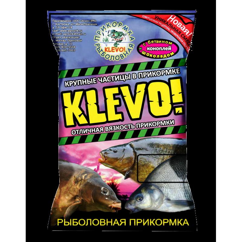 Прикормка КЛАССИК Фидер-Лещ