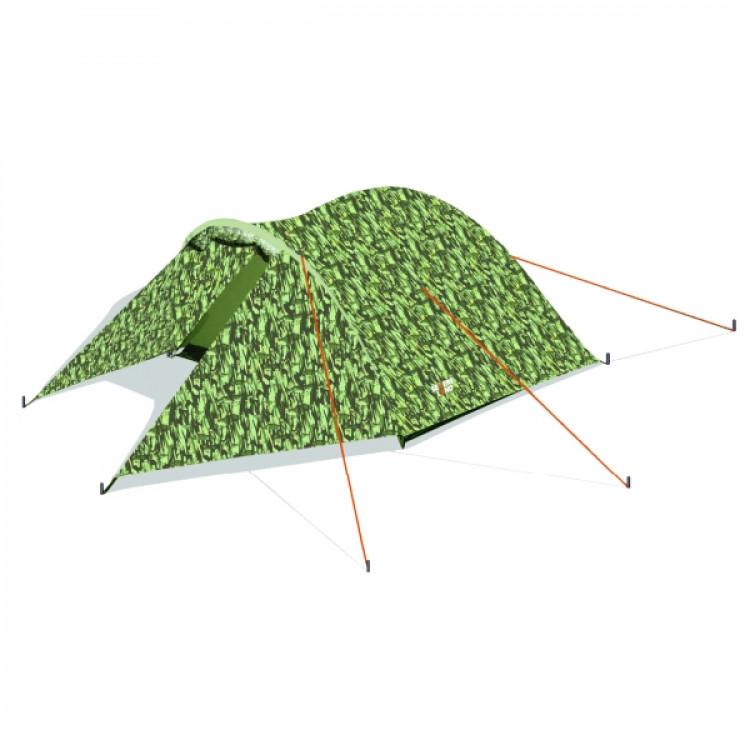 Палатка SevereLand ST-108 Ranger Fish Camo