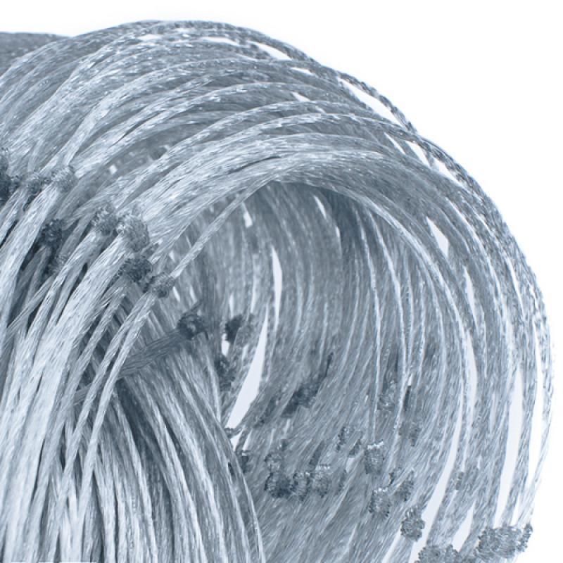 Скрученная леска 0,12 мм*3 (высота 1,8; 3,0; 6,0 м)