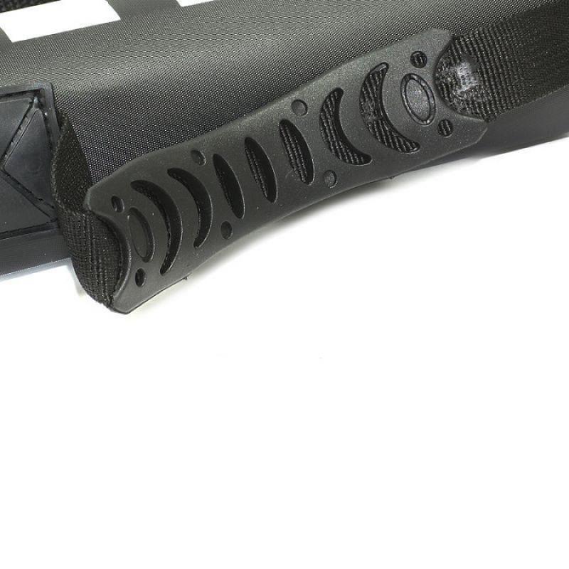 Чехол для удилищ Freeway пластиковый черный