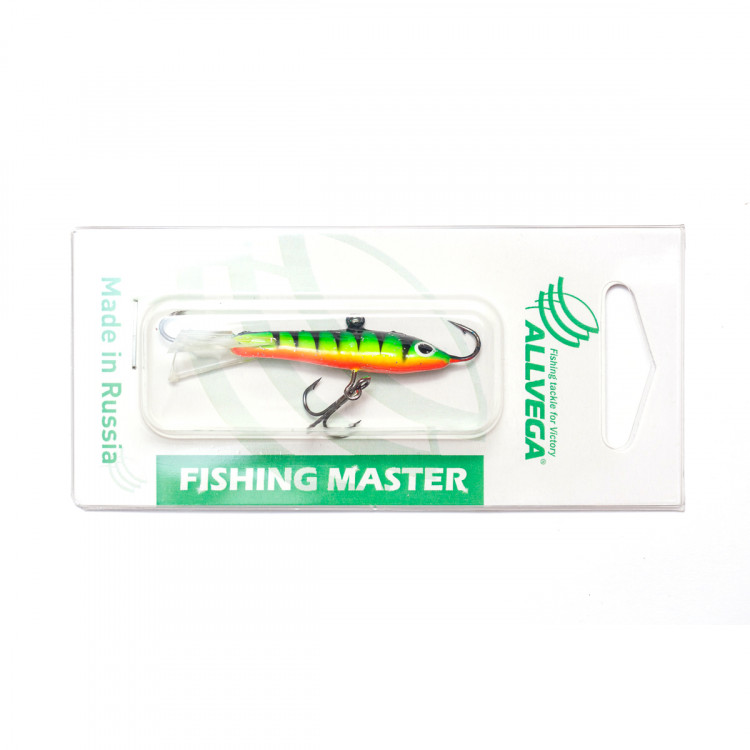 Балансир ALLVEGA Fishing Master T10 6.5, 10 г