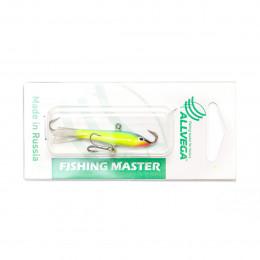 Балансир ALLVEGA Fishing Master T7 6.5, 10 г