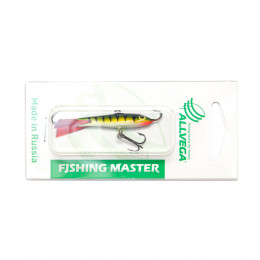 Балансир ALLVEGA Fishing Master T1 6.5, 10 г