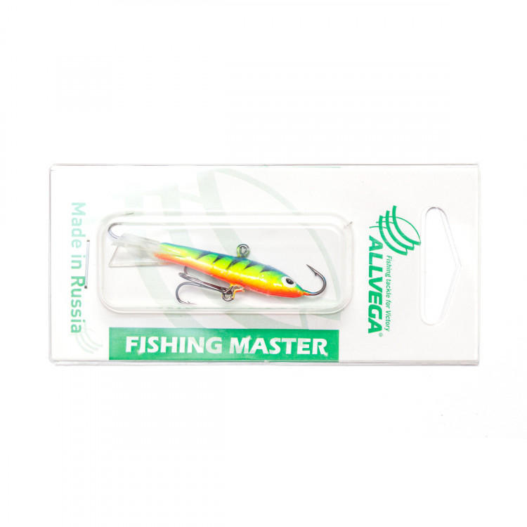 Балансир ALLVEGA Fishing Master T11 6.5, 10 г