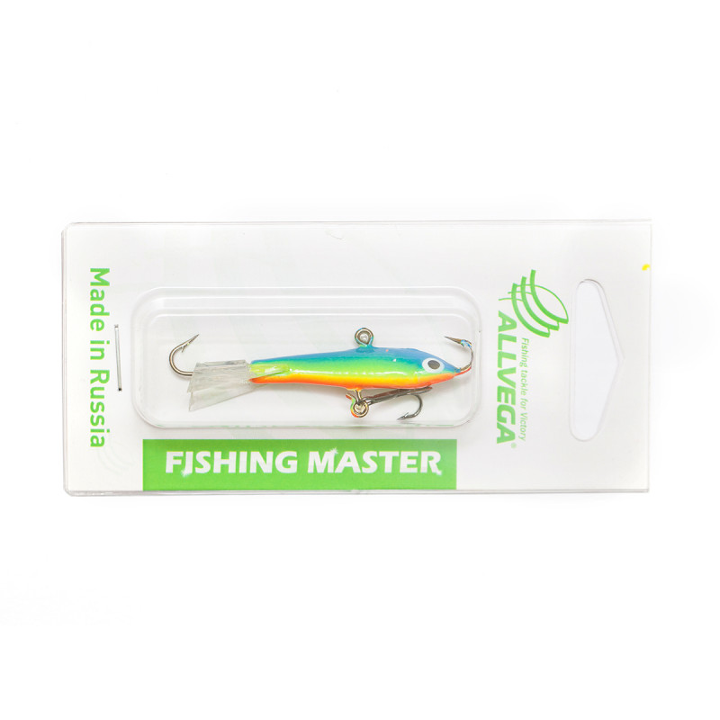Балансир ALLVEGA Fishing Master T4 6.5, 10 г