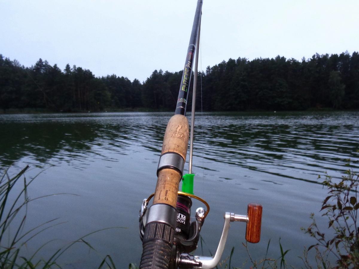 Рыбалка фидером на леща на реке
